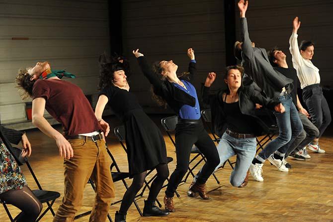 L'Ecole de la Comédie de Saint-Etienne - Critique sortie Théâtre