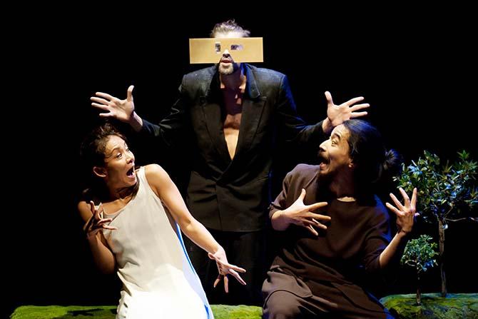 Programmation danse et cirque - Critique sortie Théâtre SAINT ETIENNE