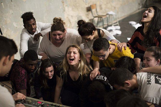 Une famille innocente ? / Le Projet Antigone - Critique sortie Théâtre Marseille La Criée - Théâtre National de Marseille