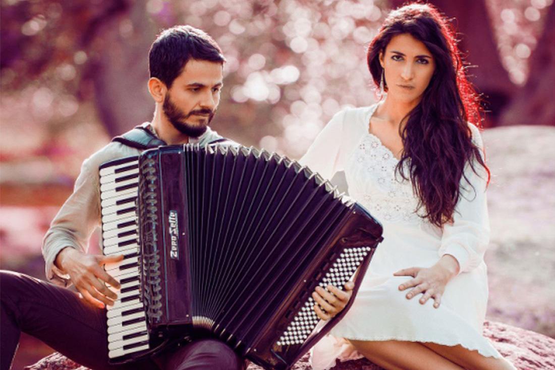 Rachele Andrioli et Rocco Nigro - Critique sortie Jazz / Musiques Montreuil La Marbrerie