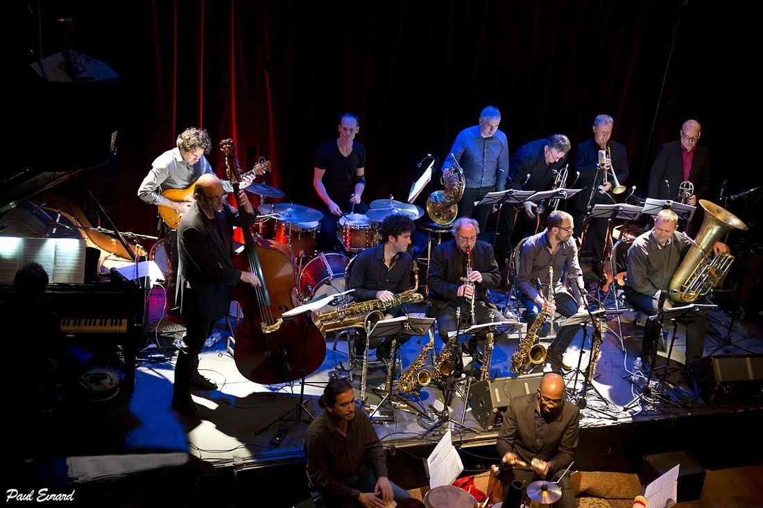 Caratini Jazz Ensemble - Critique sortie Jazz / Musiques Paris Maison de la Radio