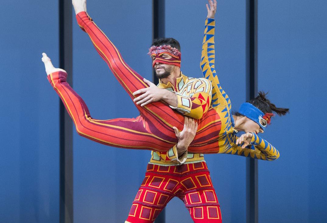 Nouvelles pièces courtes - Critique sortie Danse Lyon Maison de la Danse
