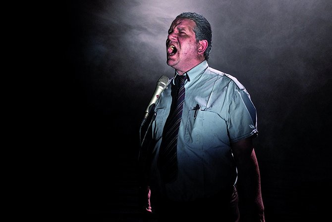 Des hommes en devenir - Critique sortie Théâtre Marseille La Criée - Théâtre National de Marseille