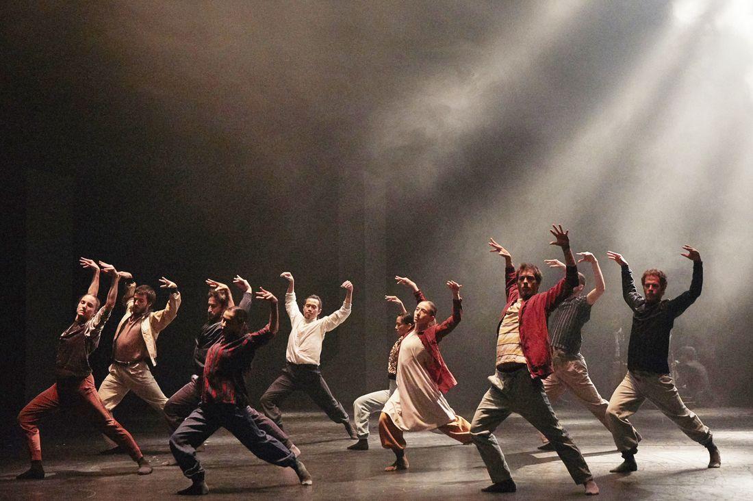 Grand Finale - Critique sortie Danse Saint-Quentin-en-Yvelines Théâtre de Saint-Quentin-en-Yvelines