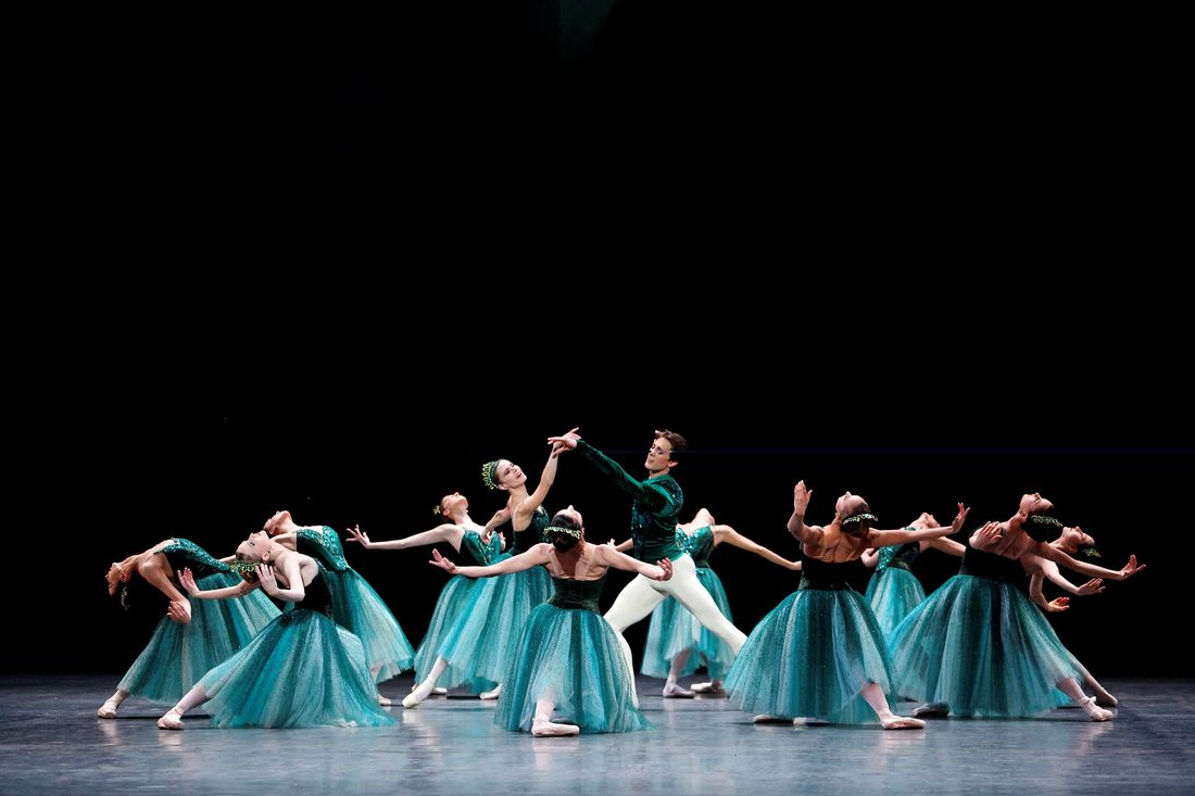 Joyaux - Critique sortie Danse Paris Palais Garnier