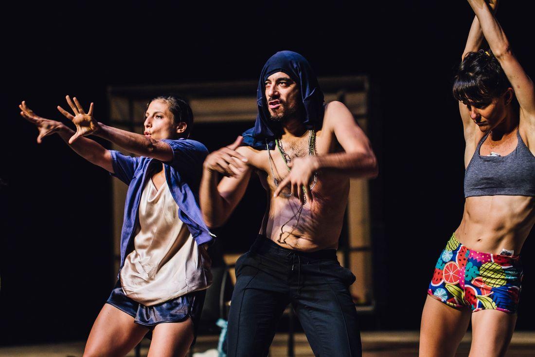 Festival la Bâtie - Critique sortie Théâtre Genève Maison communale de Plainpalais