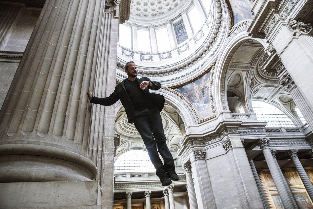 Le Panthéon en suspension - Critique sortie Danse Paris Le Panthéon