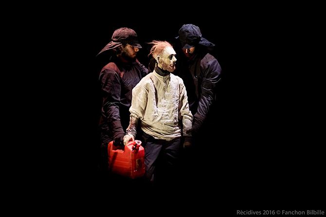Cendres - Critique sortie Théâtre