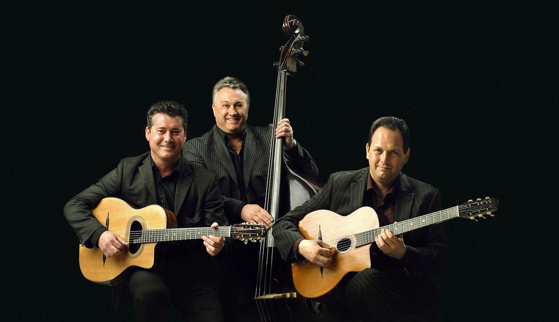 Trio Rosenberg - Critique sortie Jazz / Musiques Duc des Lombards