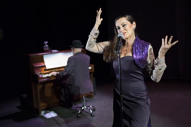 Yvette, Yvette, Yvette! - Critique sortie Jazz / Musiques Paris Théâtre du Soleil