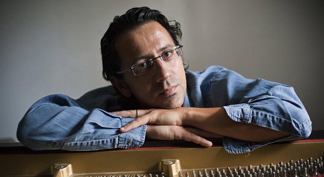 Bruno Angelini et Stephan Oliva - Critique sortie Jazz / Musiques Paris Cité Internationale des Arts