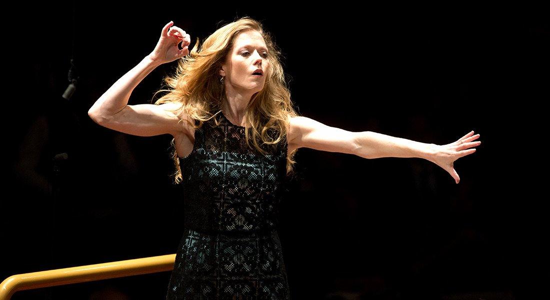 Barbara Hannigan - Critique sortie Classique / Opéra Paris Maison de la Radio. Auditorium