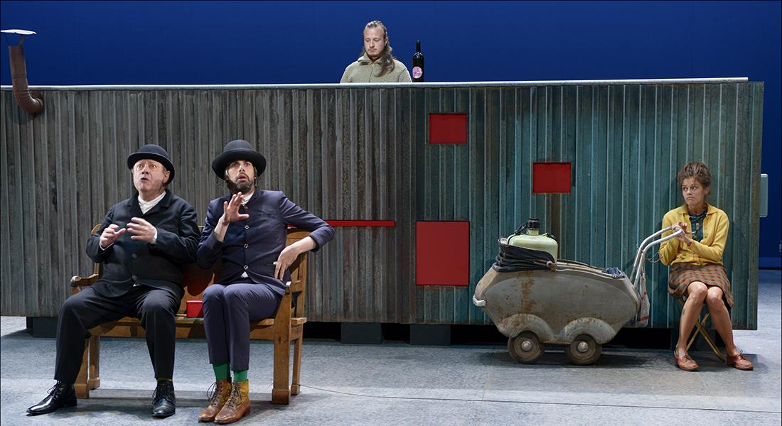 Bouvard et Pécuchet - Critique sortie Théâtre Paris Espace Pierre Cardin