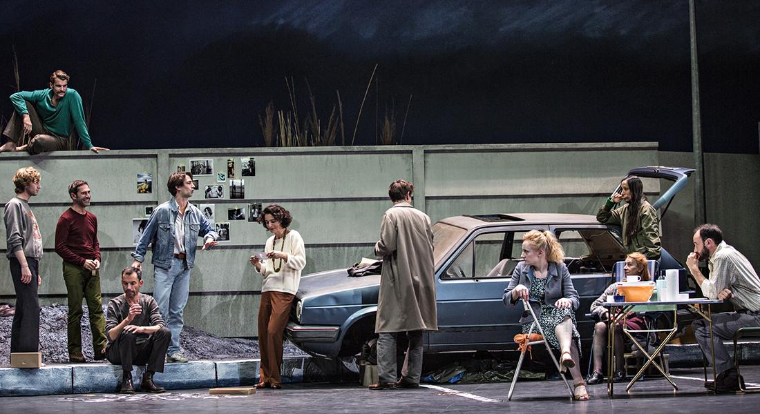 Le Pays lointain - Critique sortie Théâtre Strasbourg Théâtre National de Strasbourg