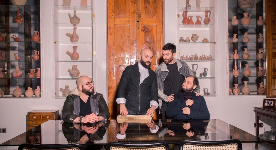 Week-end Libanais - Critique sortie Jazz / Musiques Paris INSTITUT DU MONDE ARABE