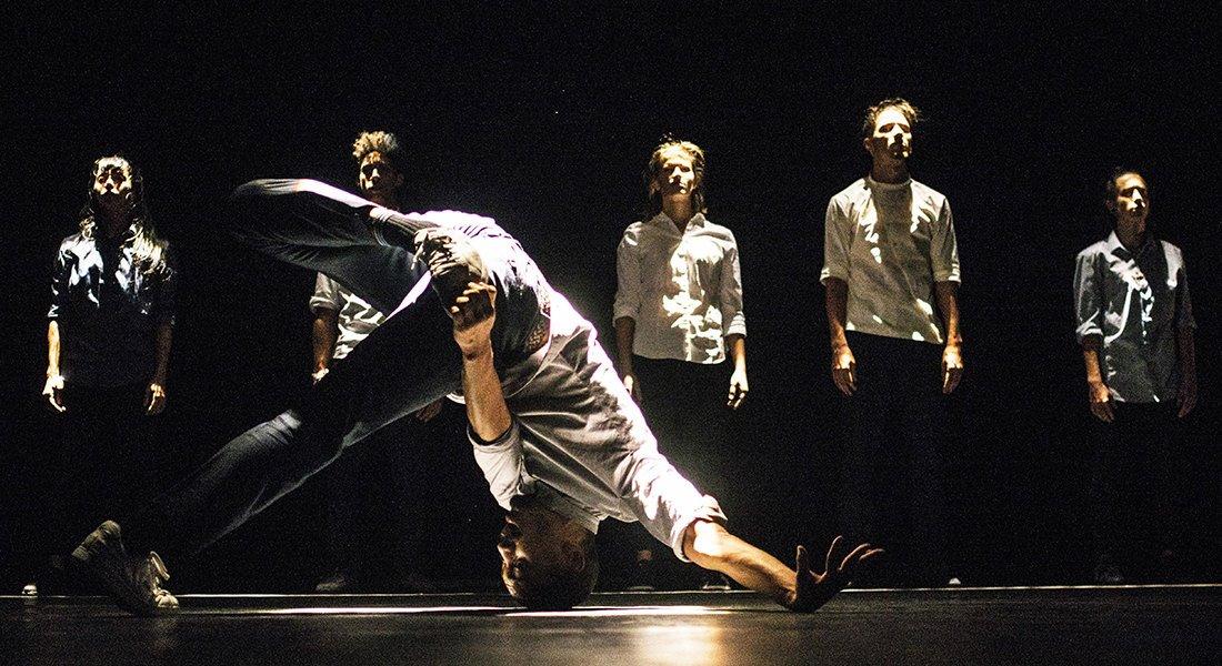 Dans l'engrenage - Critique sortie Danse  Maison de la danse de Lyon