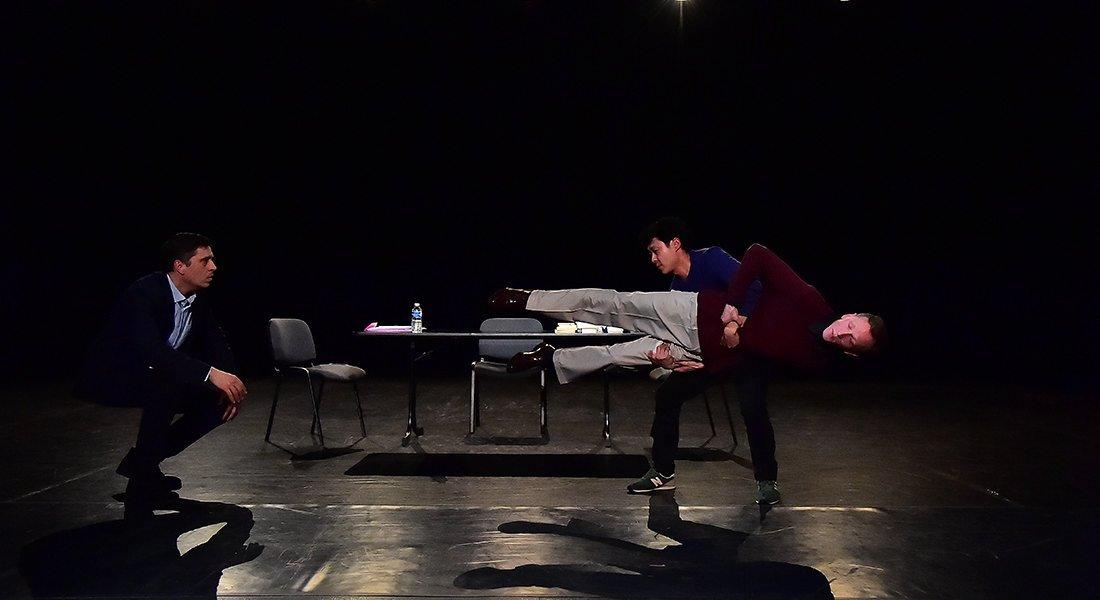 D comme Deleuze - Critique sortie Théâtre Montbéliard MA Scène nationale - Pays de Montbéliard