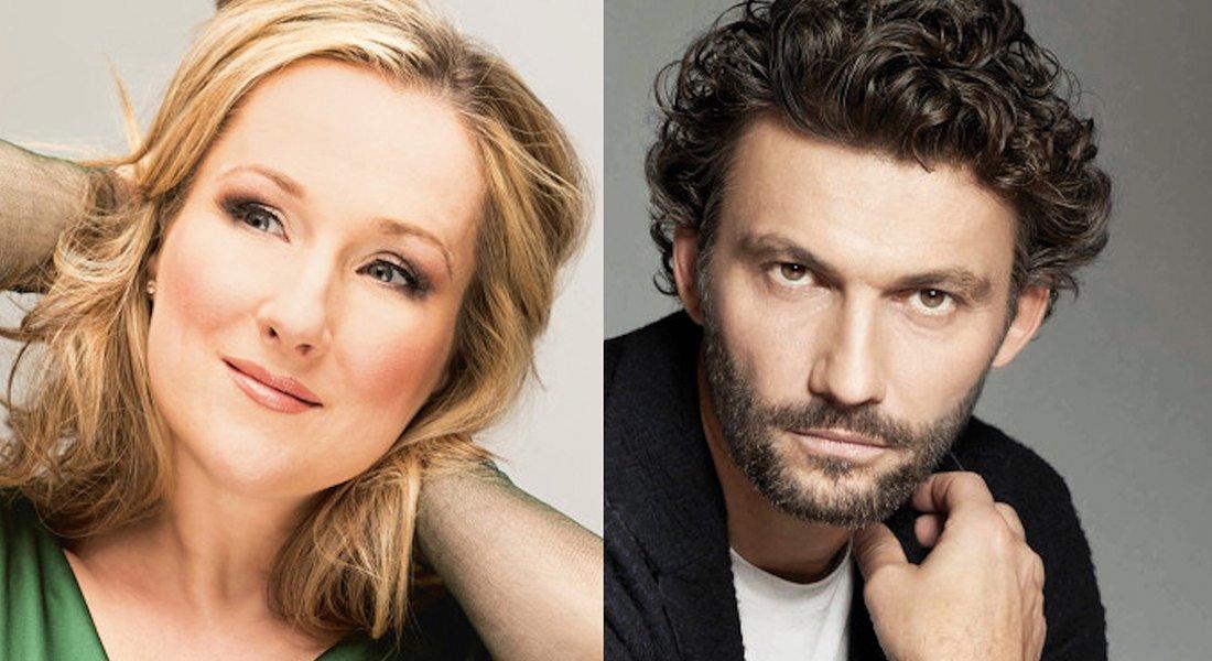 Diana Damrau et Jonas Kaufmann - Critique sortie Classique / Opéra Paris Philharmonie
