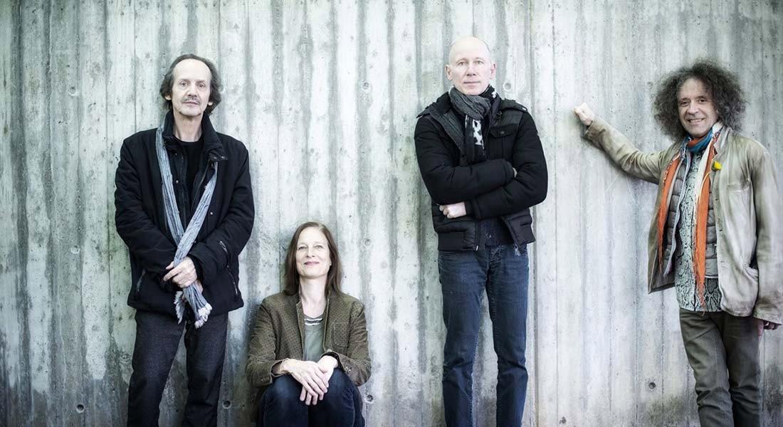 François Couturier et le Tarkovsky Quartet - Critique sortie Jazz / Musiques Vélizy-Villacoublay L'Onde