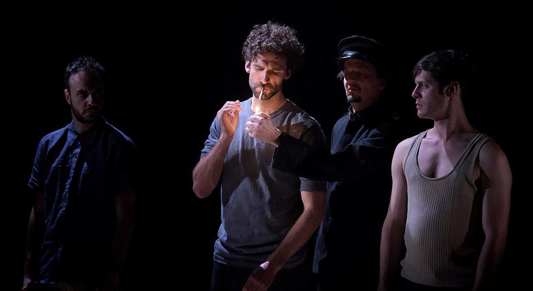 Haute surveillance - Critique sortie Théâtre Paris Studio-Théâtre de la Comédie-Française
