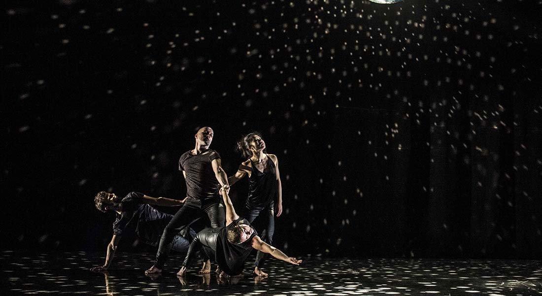 Horizon - Critique sortie Danse Bezons Théâtre Paul Eluard