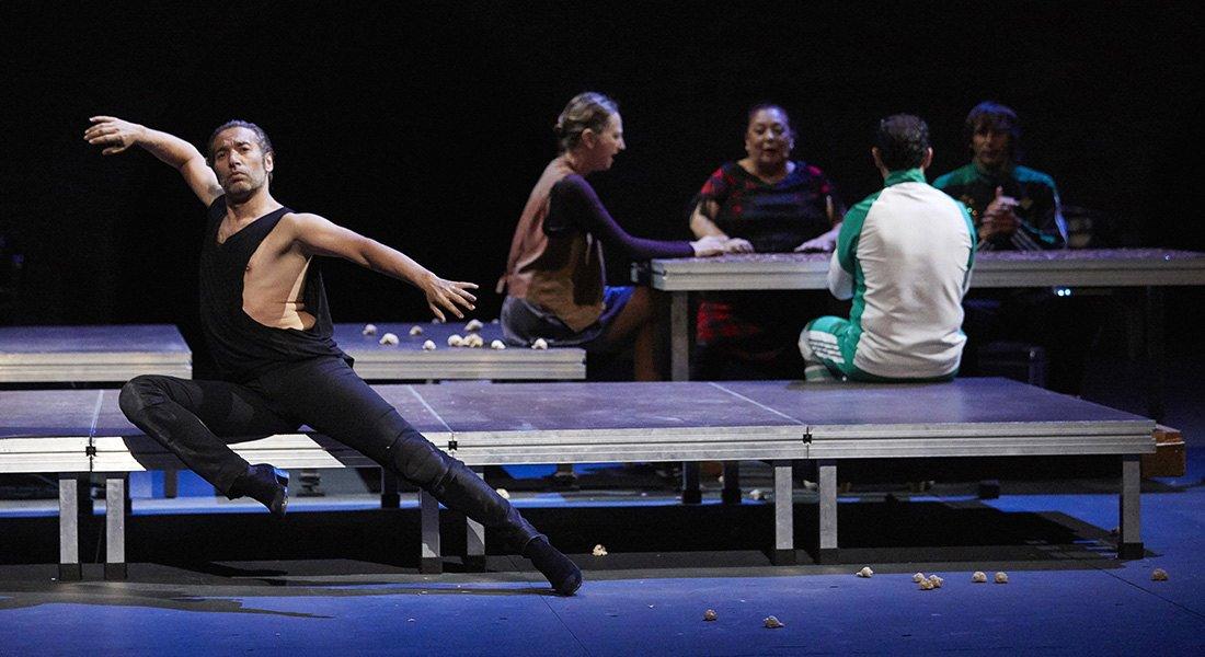 La Fiesta - Critique sortie Théâtre Vélizy-Villacoublay L'Onde - Théâtre Centre d'art