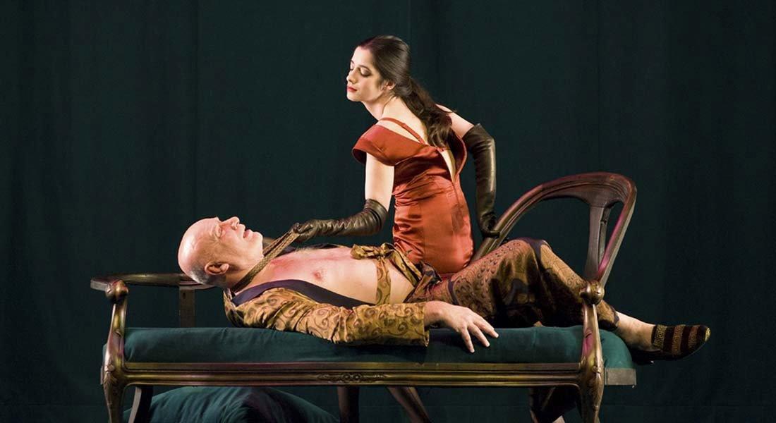 La Passion selon Sade - Critique sortie Classique / Opéra Paris Athénée Théâtre Louis-Jouvet