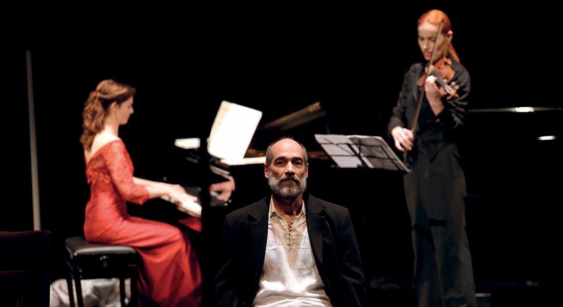 La Sonate à Kreutzer - Critique sortie Théâtre Amiens Comédie de Picardie