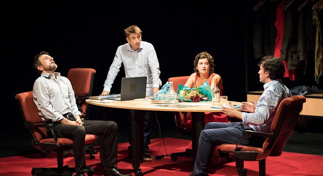 La vie trépidante de Laura Wilson - Critique sortie Théâtre Thionville NEST – Centre Dramatique National de Thionville-Grand Est