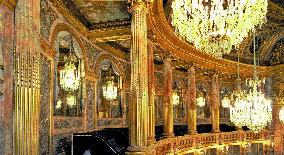 Versailles Festival - Classique / Opéra Versailles Opéra Royal du Château  de Versailles