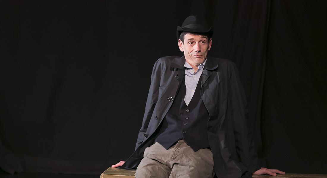 Premier Amour - Critique sortie Théâtre Paris Les Déchargeurs