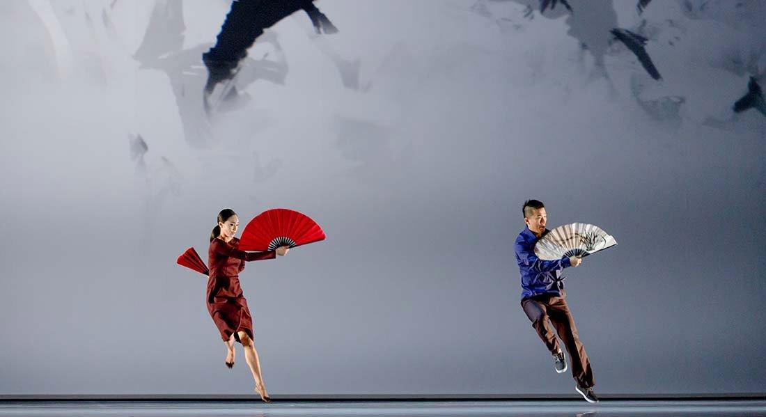 Shiganè Naï - Critique sortie Danse Créteil Maison des Arts de Créteil