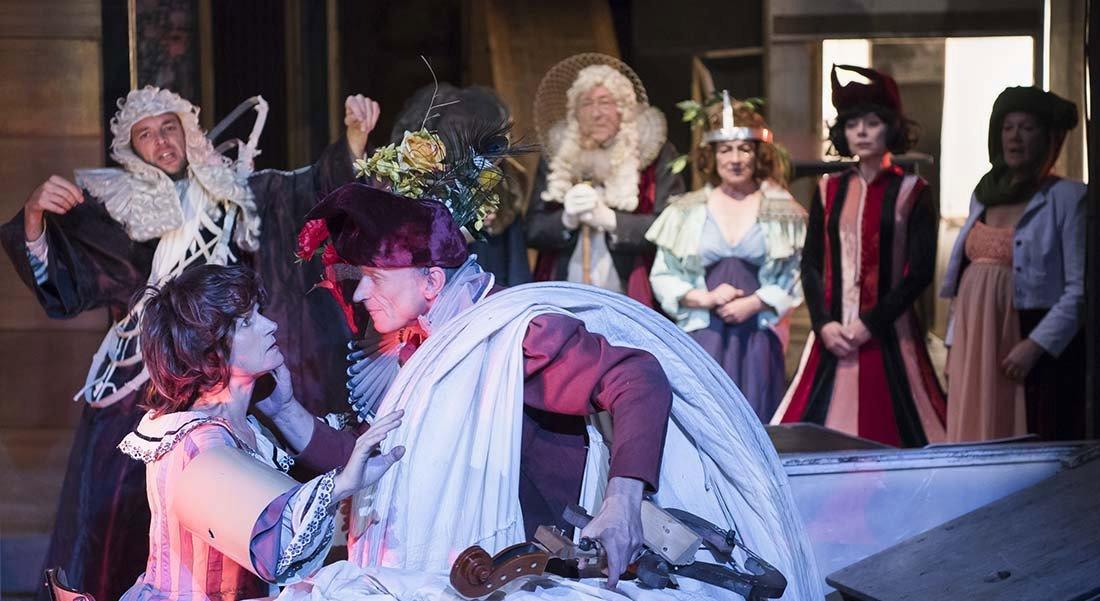 Soubresaut - Critique sortie Théâtre Nanterre Théâtre Nanterre-Amandiers