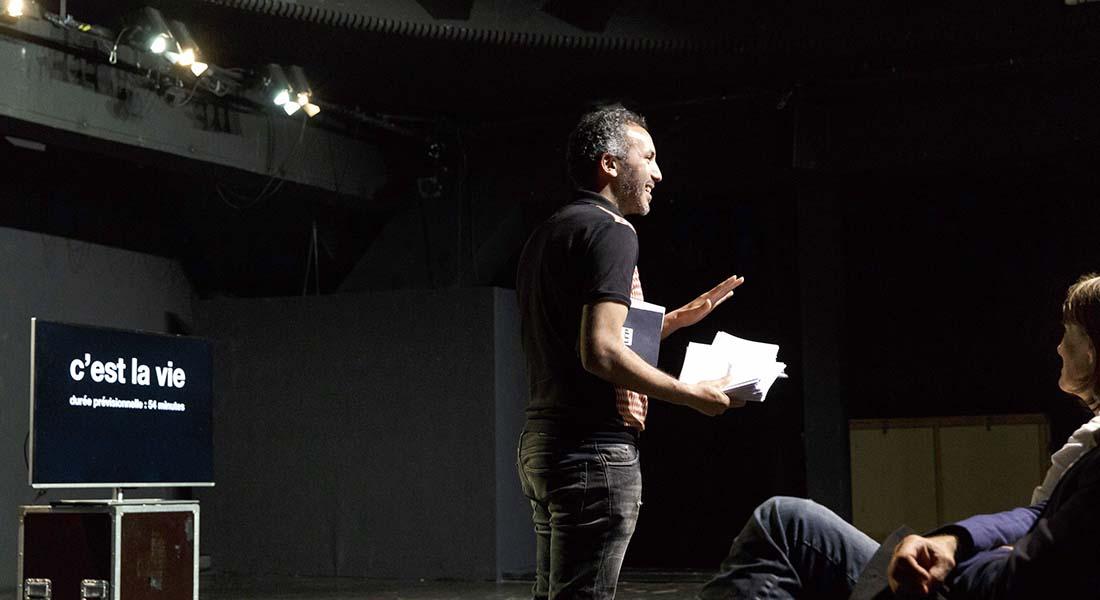 C'est la vie - Critique sortie Théâtre Paris Théâtre de la Ville - Espace Cardin studio
