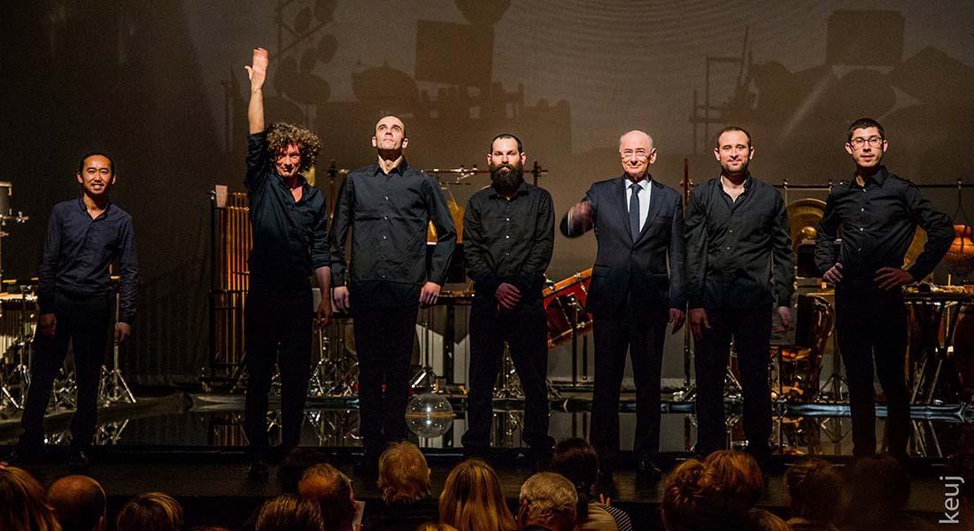 Percussions de Strasbourg - Critique sortie Classique / Opéra Paris CRR de Paris