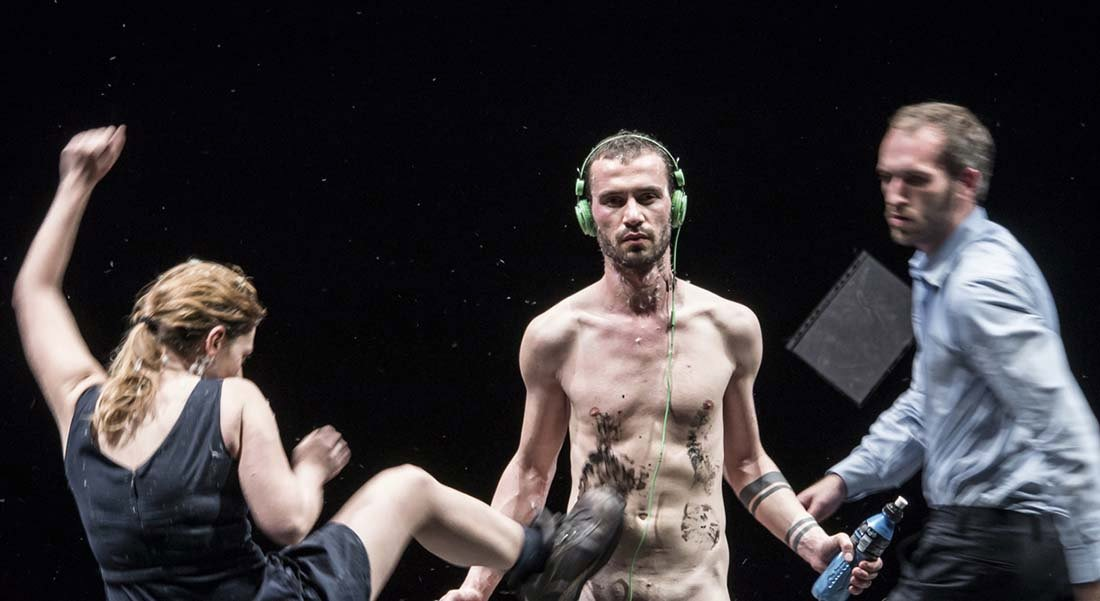 Still Life - Critique sortie Théâtre Perpignan Théâtre de l'Archipel - scène nationale de Perpignan.
