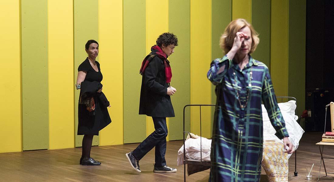 Enfance et adolescence de Jean Santeuil - Critique sortie Théâtre Toulouse Théâtre national de Toulouse Midi-Pyrénées