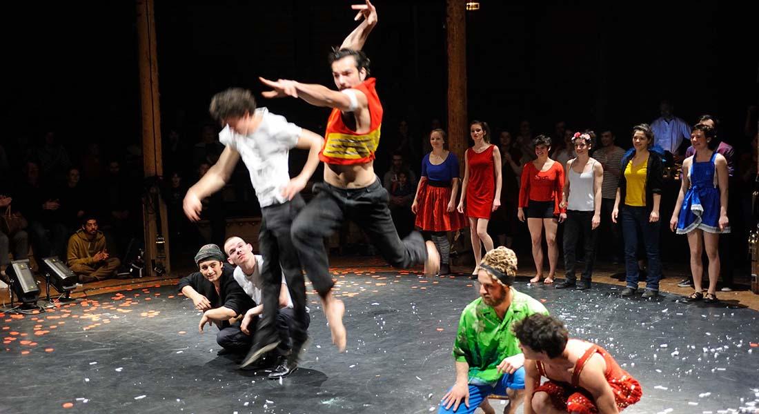 Apéro-cirque - Critique sortie Théâtre La Plaine Saint-Denis Académie Fratellini