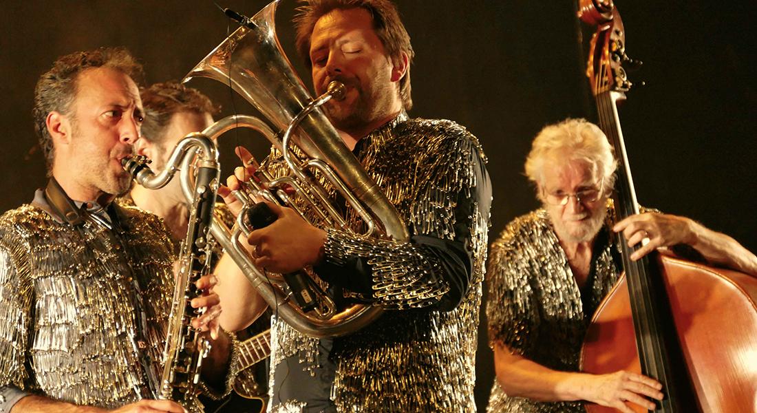 La Marmite Infernale : «Les Hommes… Maintenant !» - Critique sortie Jazz / Musiques Paris Maison des Métallos