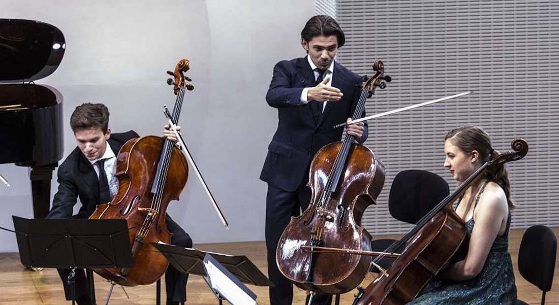 Classe d'excellence de violoncelle - Critique sortie Classique / Opéra Paris Fondation Louis Vuitton