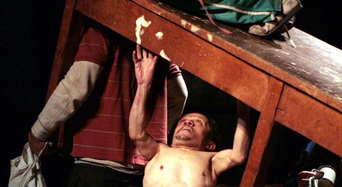 El Otro - Critique sortie Théâtre Vitry-sur-Seine Théâtre Jean Vilar