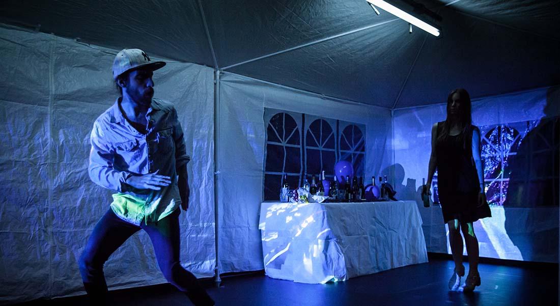 Collectif le Grand Cerf Bleu - Critique sortie Théâtre Saint-Ouen Copilote - chez Mains-d'œuvres
