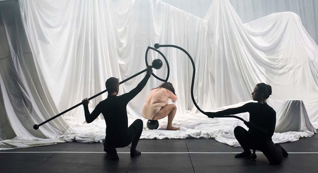 Les Inaccoutumés - Critique sortie Danse Paris La Ménagerie de Verre