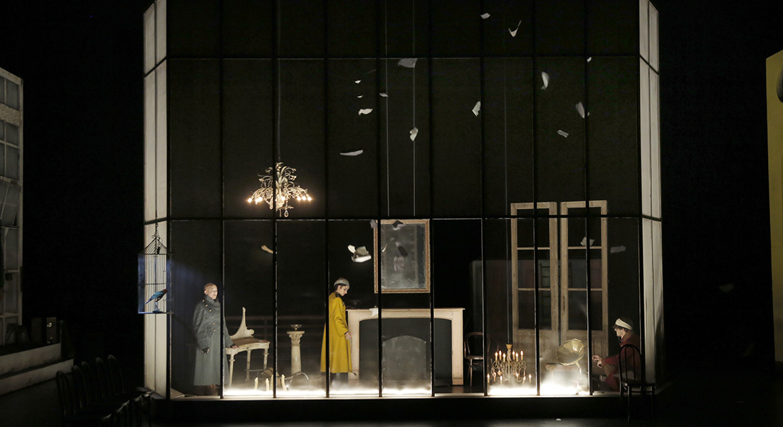 La Fuite! - Critique sortie Théâtre saint denis Théâtre Gérard-Philipe