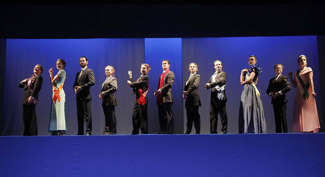 Memories of Sarajevo - Critique sortie Théâtre Ivry-sur-Seine la manufacture des oeillets