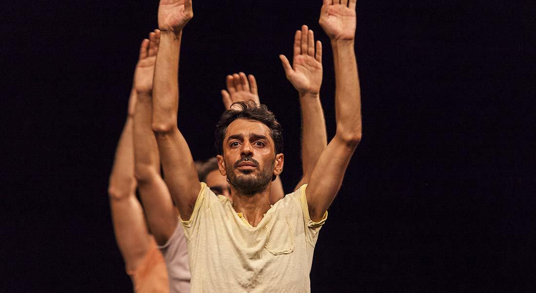 Nocturne # 28 - Critique sortie Danse Tremblay-en-France Théâtre Louis Aragon