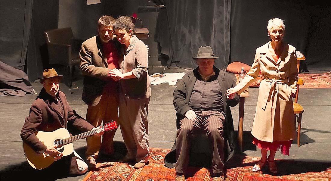 Oncle Vania - Critique sortie Théâtre Paris Théâtre Essaïon