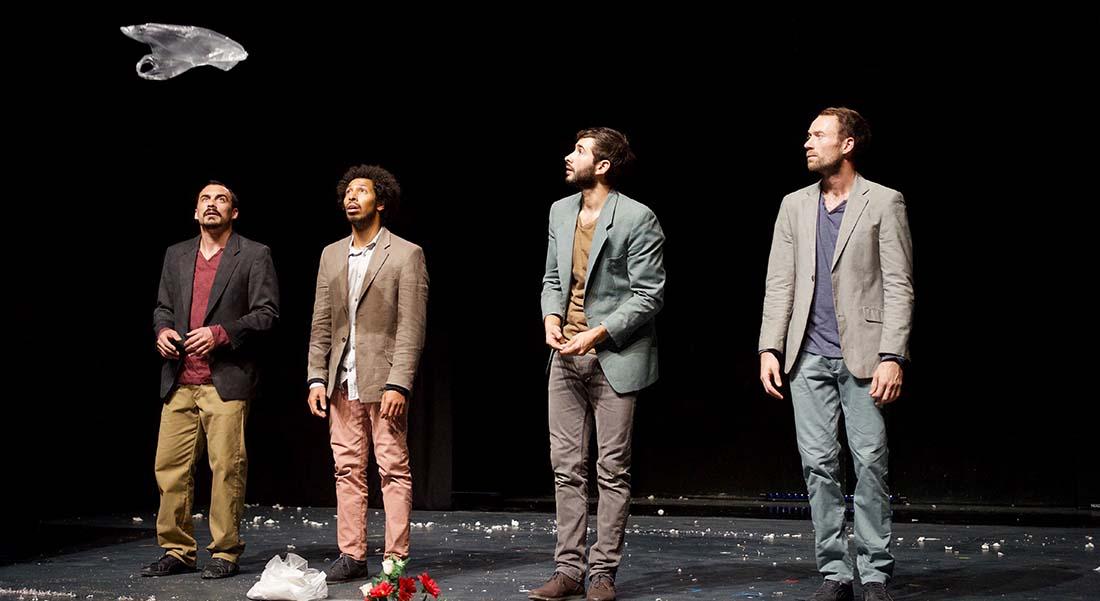Optraken - Critique sortie Théâtre Paris Le Monfort
