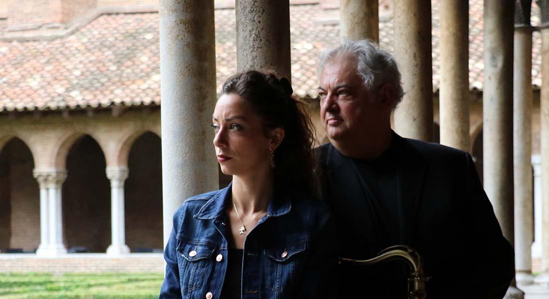 Jean-Marc Padovani et Paloma Pradal - Critique sortie Jazz / Musiques Paris Studio de l'Ermitage