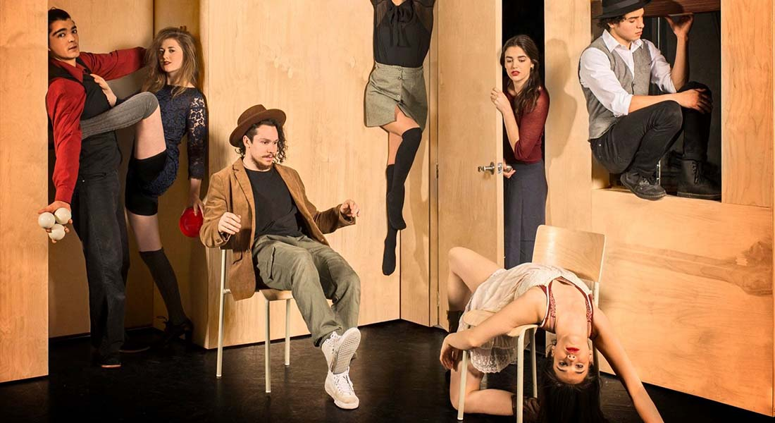 Réversible - Critique sortie Théâtre Montigny-le-Bretonneux Théâtre de Saint-Quentin-en-Yvelines